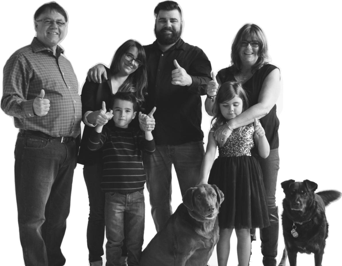Braden Titus Family
